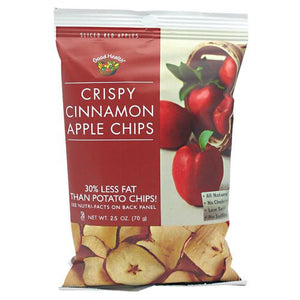 Good Health Natural Foods Apple Chips