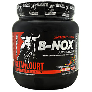 Betancourt Nutrition B-Nox - Rainbow Candy - 35 Servings - 857487005420