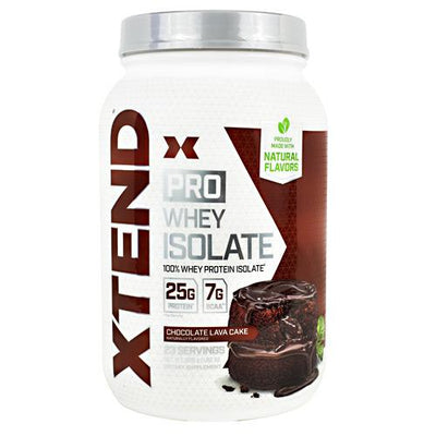 Scivation Xtend Pro - Chocolate Lava Cake - 23 Servings - 842595110982