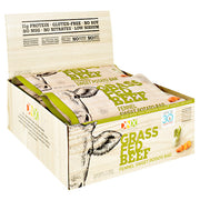 DNX Bars Grass Fed Beef Bar - Fennel Sweet Potato - 12 Bars - 685239665208