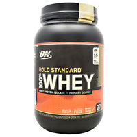 Optimum Nutrition Gold Standard 100% Whey - Chocolate Hazelnut - 2 lb - 748927060676