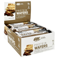 Optimum Nutrition Protein Wafers - Mocha Creme - 9 ea - 748927961089