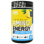 Optimum Nutrition Essential Amino Energy + Electrolytes - Pineapple Twist - 30 Servings - 748927060515