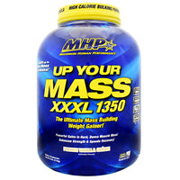MHP Up Your Mass XXXL 1350 - French Vanilla Creme - 8 Servings - 666222008790
