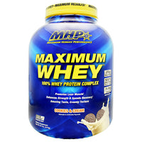 MHP Maximum Whey - Cookies and Cream - 5.01 lb - 666222008745
