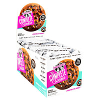 Lenny & Larrys The Complete Cookie - Chocolate Donut - 12 ea - 787692833658