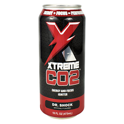 ANSI Xtreme CO2 - Dr. Shock - 12 Cans - 689570408883