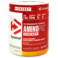 Dymatize Energy AminoPro - Pineapple Guava - 30 Servings - 705016180165