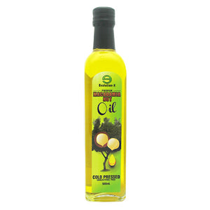 Species Nutrition Premium Macadamia Nut Oil - 500 ml - 689076645706