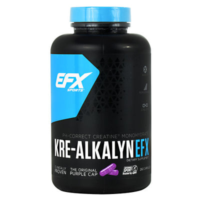 EFX Sports Kre-Alkalyn EFX - 260 Capsules - 737190003824