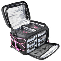 Perfectshaker All-In-One Meal Prep Bag - Pink - 1 ea - 672683001423
