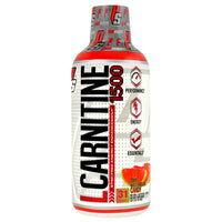 Pro Supps L-Carnitine 1500 - Sour Watermelon Candy - 16 fl oz - 818253028159