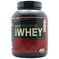 Optimum Nutrition Gold Standard 100% Whey - Double Rich Chocolate - 5 lb - 748927028669