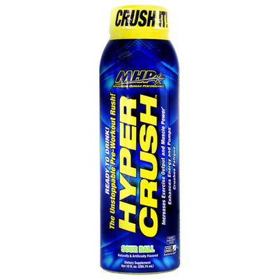 MHP Hyper Crush RTD - Sour Ball - 12 Bottles - 666222009186