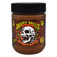 Sinister Labs Non-Caffeinated Angry Mills Peanut Spread - Chocolate Craze - 12 oz - 853698007192