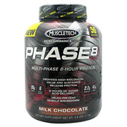 Muscletech Performance Series Phase 8 - Milk Chocolate - 4 lb - 631656703528