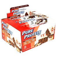 Pure Protein Pure Protein Bar - Peppermint Bark - 6 Bars - 749826802398