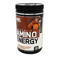 Optimum Nutrition Essential Amino Energy - Iced Caramel Macchiato - 30 Servings - 748927053999