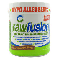 SAN Raw Fusion - Peanut Chocolate Fudge - 15 Servings - 672898530527