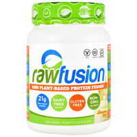 SAN Raw Fusion - Banana Nut - 30 Servings - 672898530411