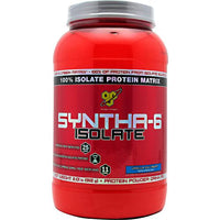 BSN Isolate Syntha-6 - Vanilla Ice Cream - 2 lb - 834266066100