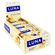 Clif Bar Luna Bar - White Chocolate Macadamia - 15 Bars - 722252200679