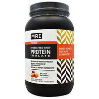 MRI Hydrolyzed Whey Protein Isolate - Salted Caramel - 25 Servings - 633012073870