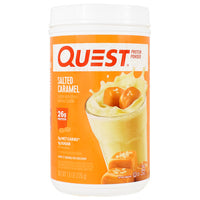 Quest Nutrition Protein Powder - Salted Caramel - 1.6 lb - 888849008704