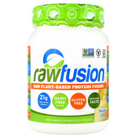 SAN Raw Fusion - Vanilla Bean - 30 Servings - 672898530565