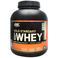 Optimum Nutrition Gold Standard 100% Whey - French Vanilla Cream - 58 Servings - 748927057126