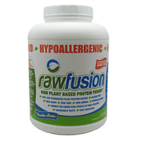 SAN Raw Fusion - Vanilla Bean - 61 Servings - 672898530459