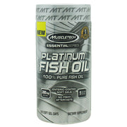 Muscletech Essential Series 100% Platinum Fish Oil - 100 ea - 631656604481