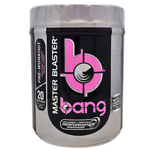 VPX Bang Master Blaster - Cotton Candy - 20 Servings - 610764000637
