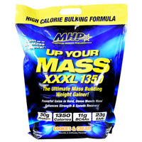 MHP Up Your Mass XXXL 1350 - Cookies & Cream - 16 Servings - 666222008837