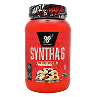 BSN Cold Stone Creamery Syntha-6 - Berry Berry Berry Good - 25 Servings - 834266009725