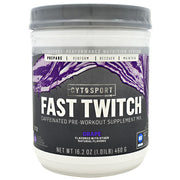 Cytosport Fast Twitch - Grape - 20 Servings - 660726809242
