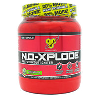 BSN N.O.-Xplode - Green Apple - 60 Servings - 834266001651