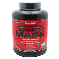 Muscle Meds Carnivor Mass - Chocolate Peanut Butter - 6 lb - 891597004065