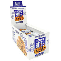 My Protein Bites Cookie Bites - Chocolate Chip - 8 ea - 855597007280