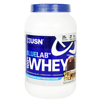 Usn Blue Lab 100% Whey - Peanut Butter and Jelly - 2 lb - 6009544911357