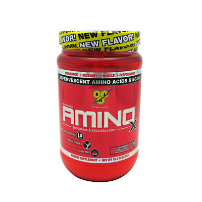 BSN Amino X - Strawberry Dragonfruit - 30 Servings - 834266003662