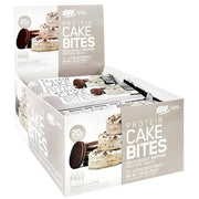 Optimum Nutrition Cake Bites - Cookies and Cream - 12 ea - 748927961539