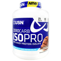 Usn Zero Carb IsoPro - Chocolate - 60 Servings - 6009544905868