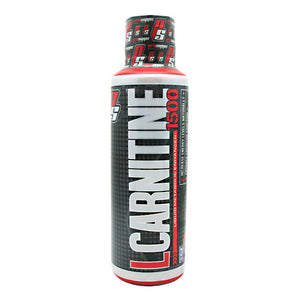 Pro Supps L-Carnitine 1500 - Blue Razz - 16 fl oz - 617237641632