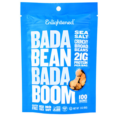 Beyond Better Foods Enlightened Bada Bean Bada Boom - Sea Salt - 6 ea - 10852109004604