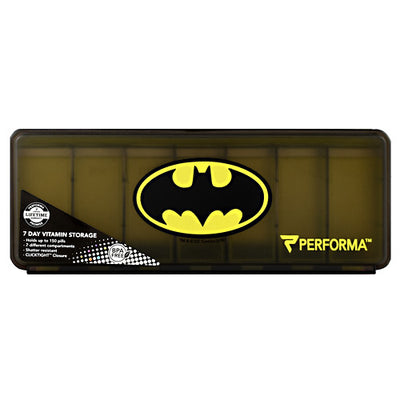 Perfectshaker 7 Day Vitamin Storage - Batman - 1 ea - 672683000204