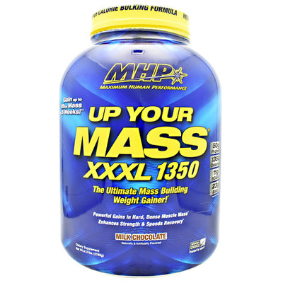 MHP Up Your Mass XXXL 1350 - Milk Chocolate - 8 Servings - 666222008783