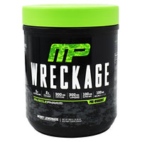 MusclePharm Wreckage - Berry Lemonade - 25 Servings - 851387008048