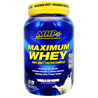 MHP Maximum Whey - Vanilla Ice Cream - 2.02 lb - 666222009087