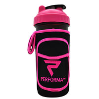 Perfectshaker Fit Go - Pink On Black - 1 ea - 672683001379
